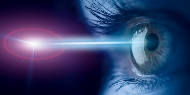 Troppo tempo davanti agli schermi? come proteggere la vista dalla luce blu?
